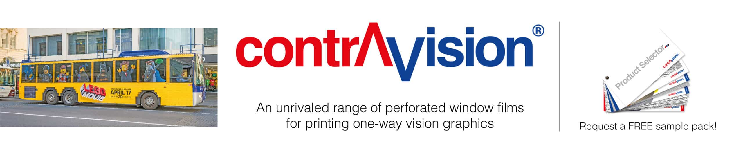 Contra Vision Banner Ad