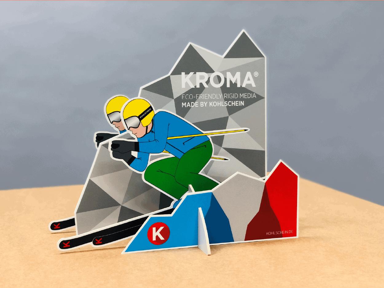 KROMA Displayboard reference