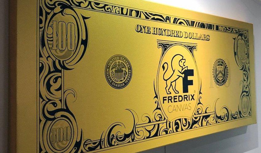 Fredrix reference gold